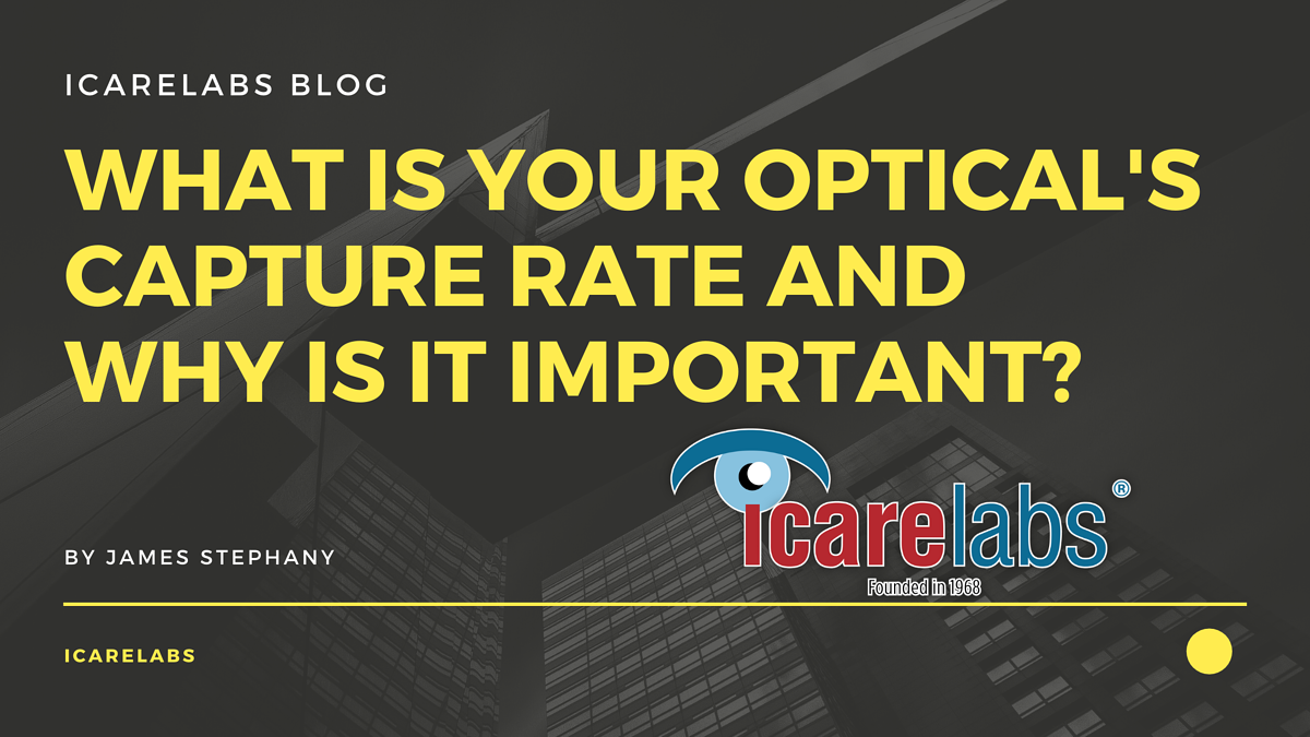 What is your optical's capture rate?