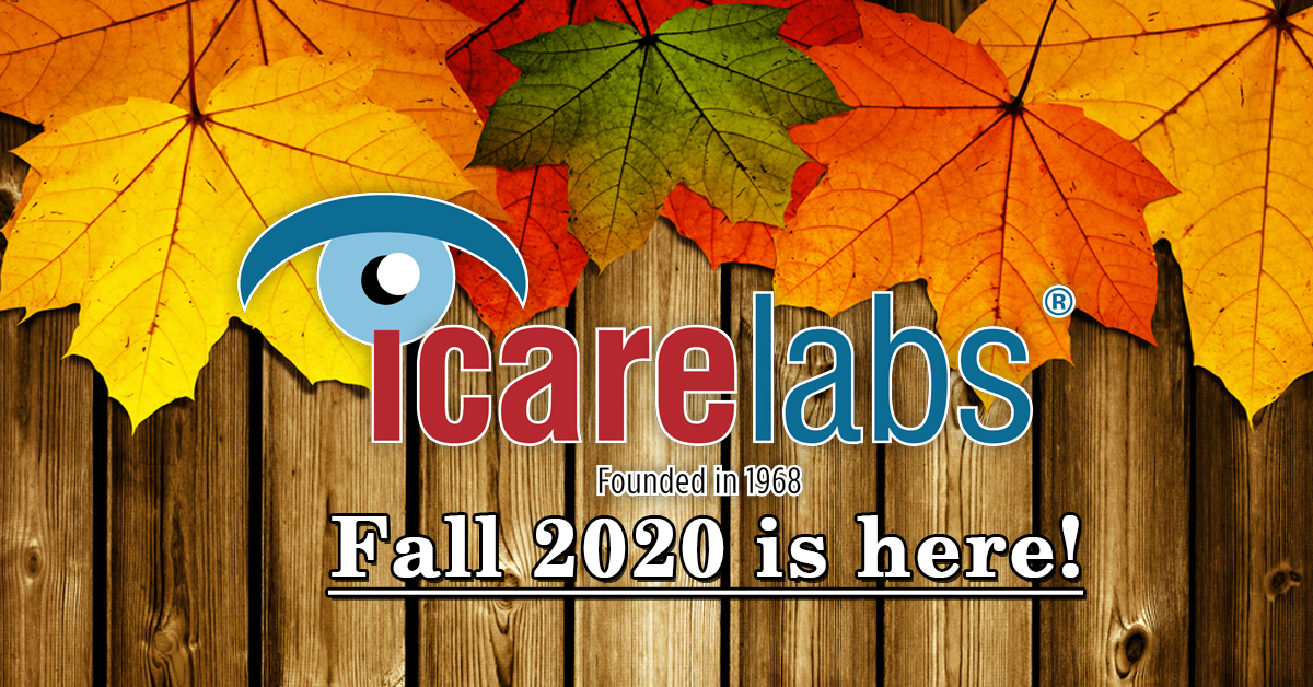 Fall 2020 is here to bring some coolness to the air