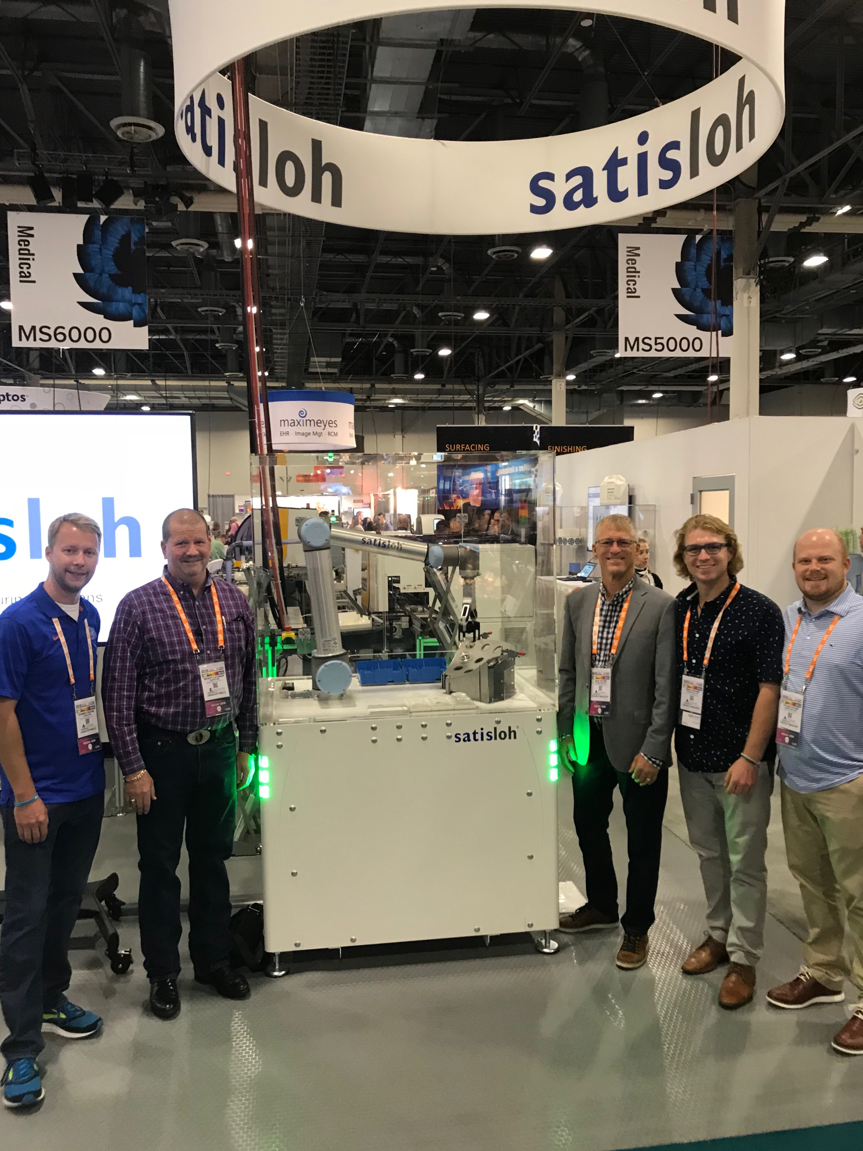 IcareLabs at Vision Expo West 2018