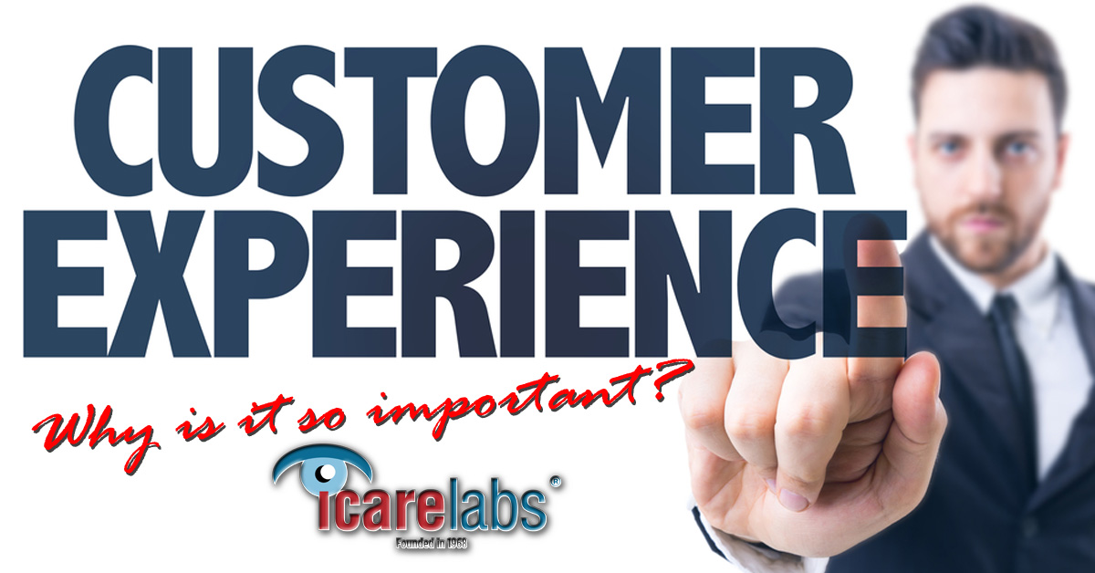 IcareLabs will help guide your optical to the best customer experience!