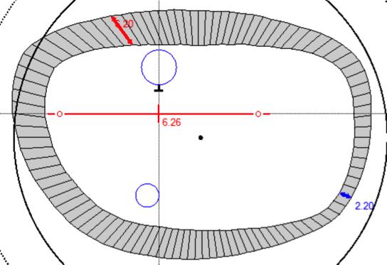 Same job using example 17 shape number