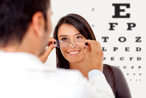 Great cosmetics are essential for a patient to love their new glasses