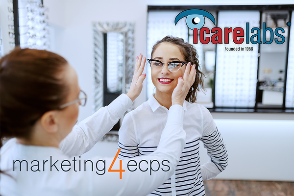 Marketing4ECPs & IcareLabs want to help make your practice website amazing!