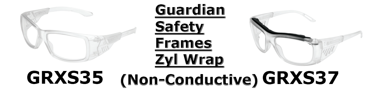 Guardian non-conductive zyl wrap safety frames