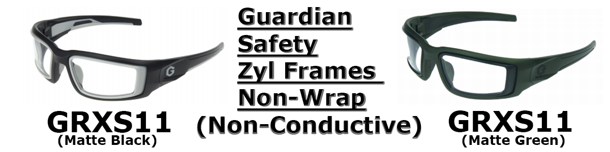 Guardian Safety Frames Zyl Non-Wrap Non-Conductive