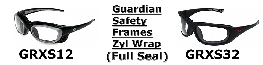 Guardian Safety Zyl Wrap full seal