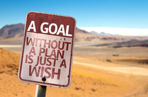 Staff need clear goals with tools to reach them