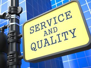 Focusing on quality boosts your service level and your overall customer experience.