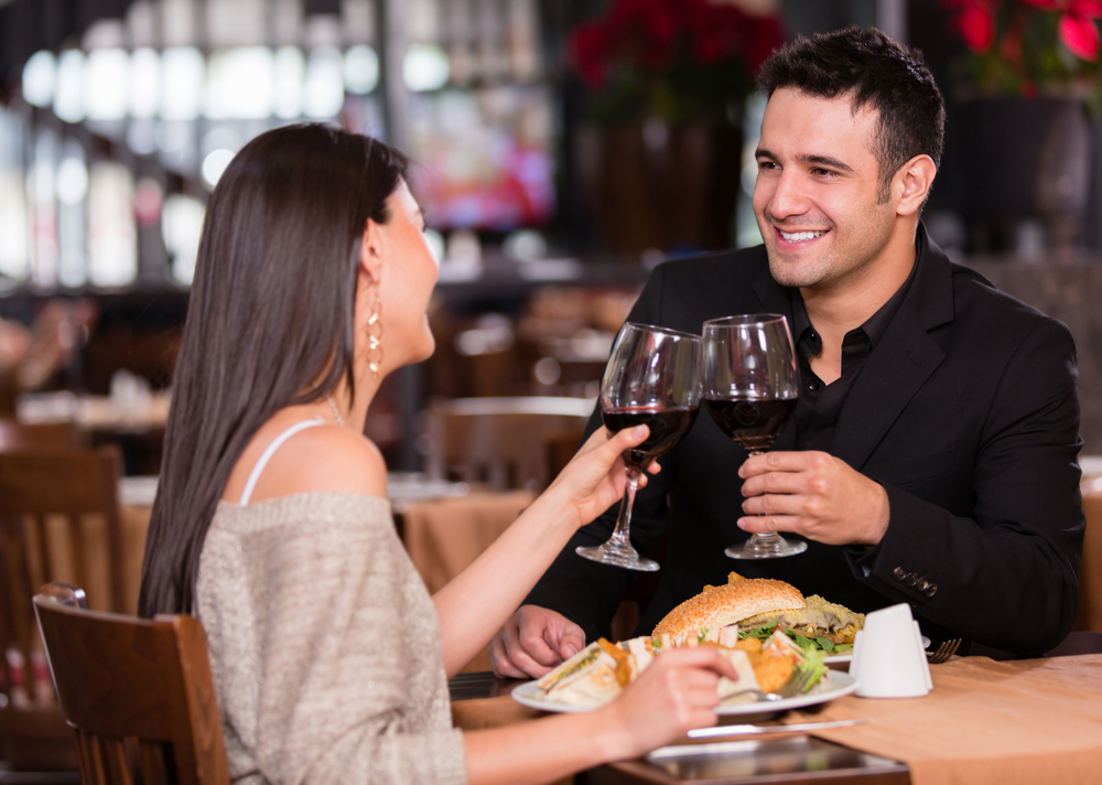 Dining out can be a great example of the customer experience.