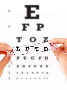 Using lenses with compensated prescriptions gives your patient's their best possible vision