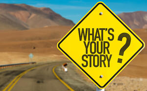 Amazing ECP marketing tells a story your patients can follow