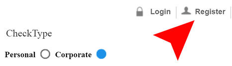 myIcareLabs eCheck Payment Vendor Account