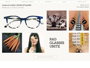 Simple, fast websites can look and perform better than overly complicated ones