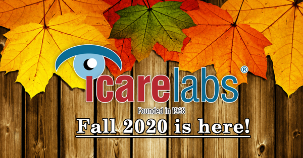 Fall 2020 is here and IcareLabs has tips to help you enjoy it