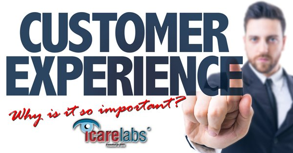 IcareLabs teaches you how to use the customer experience to keep patients coming back!