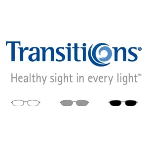 Transitions lenses made in-house at IcareLabs